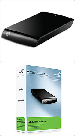 seagate st903204exd101-rk 320gb expansion portable drive 2.5 hdd