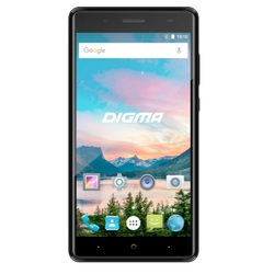 Digma HIT Q500 3G 8Gb (черный)