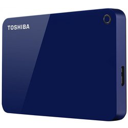 Toshiba Canvio Advance 1TB (HDTC910EL3AA) (синий)