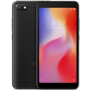 Xiaomi Redmi 6A 2/16GB (черный) :::