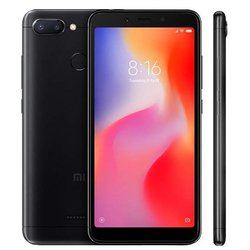 Xiaomi Redmi 6 3/64GB (черный) :::
