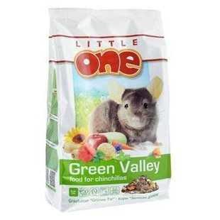 Корм для шиншилл Little One Green Valley Chinchillas