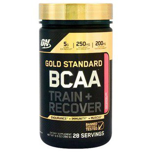 BCAA Optimum Nutrition Gold Standard BCAA (280 г)