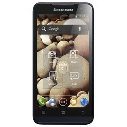 Lenovo IdeaPhone P770 (P0KK0036RU) (синий) :::
