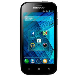 Lenovo IdeaPhone A706 (черный) :::
