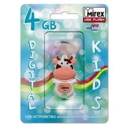 Mirex COW PEACH 4GB