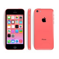Apple iPhone 5C 16Gb (розовый) :