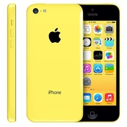 Apple iPhone 5C 16Gb (желтый) :