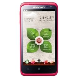 Lenovo IdeaPhone S720 (розовый) :