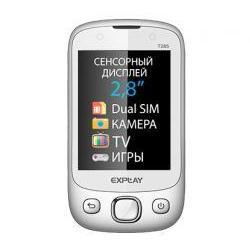 Explay T285 (белый) :::