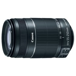 Canon EF-S 55-250mm f/4-5.6 IS STM