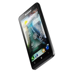 Lenovo IdeaPhone P770 (серый) :::