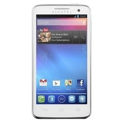 Alcatel One Touch X'Pop 5035D Pure White (белый) :::