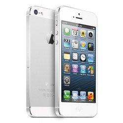 Apple iPhone 5 16Gb (MD298RR/A) (белый) :::