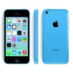 Apple iPhone 5C 32Gb (MF094ZP/A) (голубой) :::