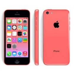 Apple iPhone 5C 32Gb (MF096ZP/A) (розовый) :::
