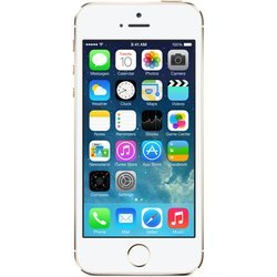 Apple iPhone 5S 16Gb 4G LTE A1457 (gold) :