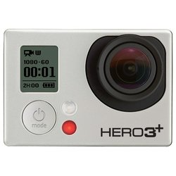 GoPro HERO3+ Silver Edition :
