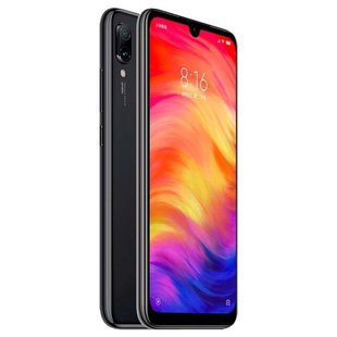 Xiaomi Redmi Note 7 4/128GB (черный)