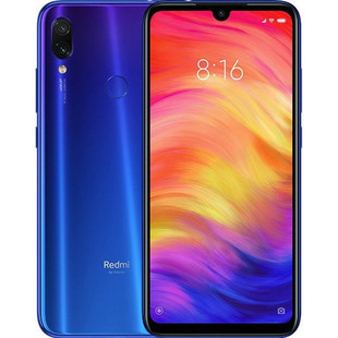 Xiaomi Redmi Note 7 3/32GB (синий)