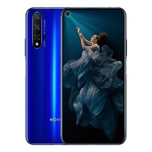 Honor 20 6/128GB (синий)