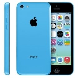 Apple iPhone 5C 8Gb (голубой) :