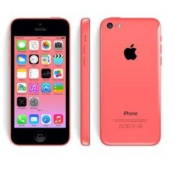 Apple iPhone 5C 8Gb (розовый) :
