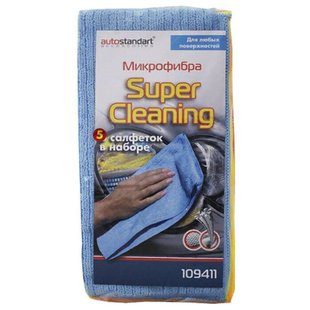 Салфетка autostandart Super Cleaning