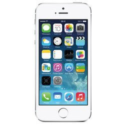 Apple iPhone 5S 16Gb ME297LL/A (silver) :