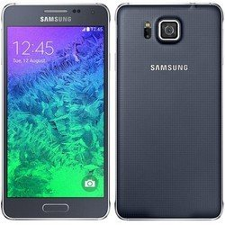 Samsung Galaxy Alpha SM-G850F 32gb (черный) :::