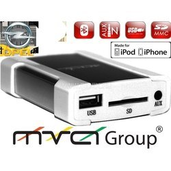 ACV CH46-1030 OPEL(iPHONE, iPOD, USB, SD, AUX) цифр.чейнджер N-disk