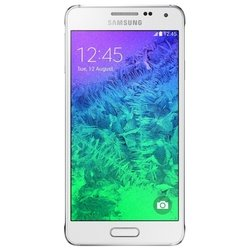Samsung Galaxy Alpha SM-G850F 32gb (белый) :::