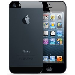 Apple iPhone 5 64Gb (черный) :