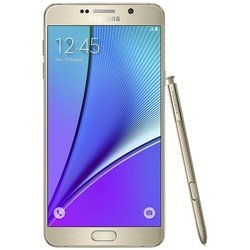 Samsung Galaxy Note 5 64Gb (золотистый) :::