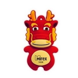 Mirex DRAGON 16GB (красный)