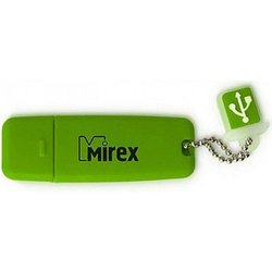 Mirex CHROMATIC USB 3.0 8GB (красный)